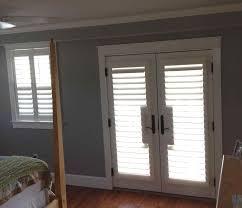 shutters for bifold doors frosted full glass internal shutters