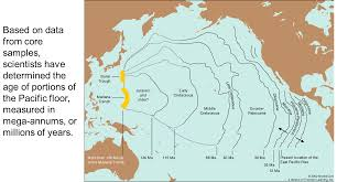 Csula Map The Geophile Pages Lessons Oceanography