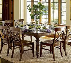 Tuscan Dining Room Decor by Dining Room End Chairs And Luxury High End Dining Furniture Large