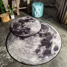 Area Rug Pictures 3d Moon Or Earth Area Rug Apollobox