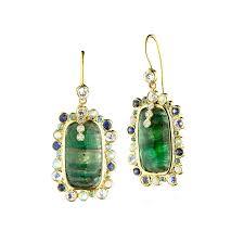 emerald earrings emerald earrings zaiken the jewellery editor