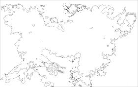 Blank Fantasy Map Generator by Blank Fictional Maps Diagrams Free Printable Images World Maps