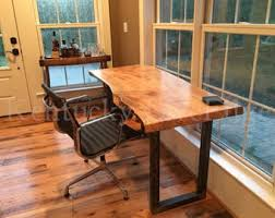 Industrial Office Desks by Industrial Desk Etsy