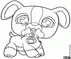 littlest petshop coloring pages printable games