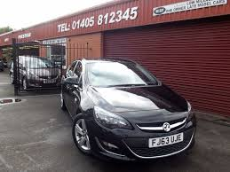 used vauxhall astra 1 7 for sale motors co uk
