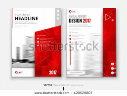 free abstract polygonal magazine layout vector download free