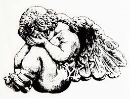 grace work rakuten global market crying rubber stamp angel baby