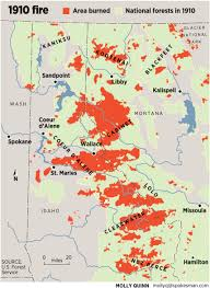 Wildfire Map National by Forest Fire The Largest In U S History Left Stories Of Awe