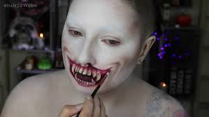 Vampire Halloween Makeup Tutorial Vampire Special Fx Halloween Makeup Tutorial Youtube