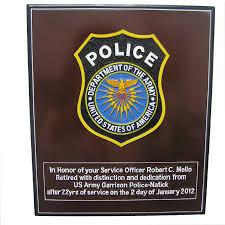 retirement plaque retirement plaque with wording plaques