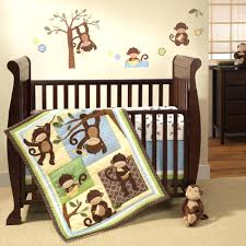 Team Safari Crib Bedding Jungle Baby Bedding Set Bedding Design Jungle Themed Crib Bedding
