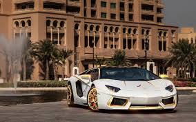 gold plated lamborghini aventador gold plated lamborghini aventador lp700 4 spotted in qatar