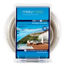 patio ideas cool patio misting systems best outdoor misting