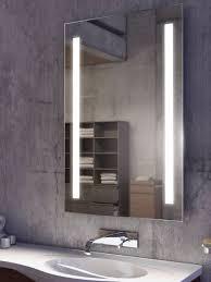 bathroom cabinets illuminated led bathroom mirrors modern benevola
