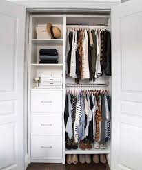 organizing small closets ideas best 25 closet organization on
