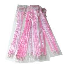 ribbon shoe laces lot of 12 pair pink ribbon shoe laces breast cancer awareness