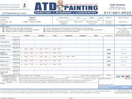 house estimate best estimate for painting a house ap83l 12057