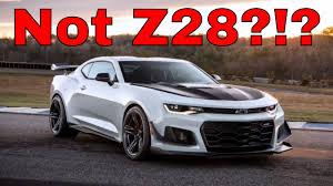 chevy camaro zl1 vs z28 chevy camaro zl1 1le why not z28