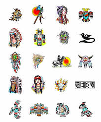 native american tattoos what do they mean tattoos designs
