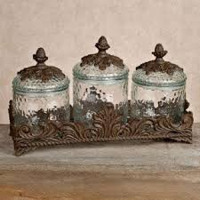 vintage ceramic kitchen canisters decorative kitchen canisters sets foter