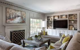 Transitional Living Room Design - Transitional living room design