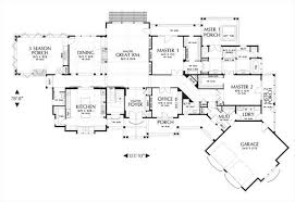luxury ranch floor plans house plan 4298 is an award winning mountain ranch house plan