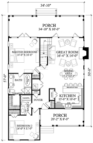 Cape Cod House Plans With First Floor Master Bedroom First Floor Plan Of Cape Cod Cottage Country Southern House Plan