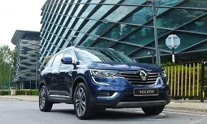 renault koleos 2017 7 seater choose the colour which suits your mood with the ambient lighting