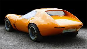 rare cars rare orange 1960 u0027s british sports cars bikermetric