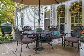 Diy Outdoor Living Spaces - decorating outdoor living spacesdiy show off u2013 diy decorating