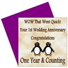 paper anniversary on your 1st wedding anniversary card 1 year paper anniversary