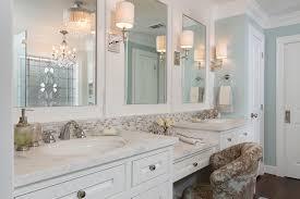 Kohler Devonshire Bathroom Lighting Kohler Brockway Sink Bathroom Traditional With Double Transitional
