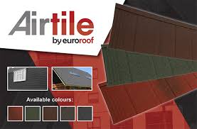 Lightweight Roof Tiles Airtile Lightweight Steel Roof Tiles Alumasc Roofing Systems