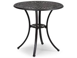 Black Bistro Table Cast Aluminum Outdoor Bistro Tables Luxedecor