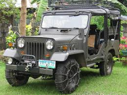 jeep mitsubishi autoliterate the palawan mitsubishi jeep