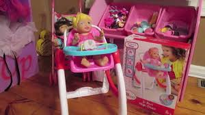 Baby Doll High Chair Set Baby Doll High Chairs Chair Lift Prices Beautiful Discount Church