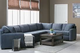 Living Spaces Sofas by Cypress 3 Piece Sectional Living Spaces