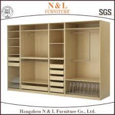 Cabinet Clothes China Wooden Bedroom Furniture Sets Mdf Clothes Wall Cabinet