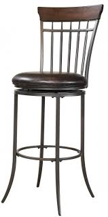 dining room cozy black leather saddle target stool with dark wood