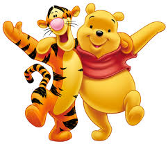 transparent winnie the pooh and tigger png clipart gallery