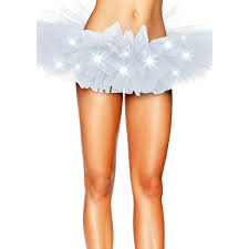 halloween costume lights led light up tutu fancy stage dancing halloween costume mini skirt