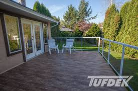 outdoor deck vinyl flooring deck design and ideas