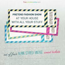 15 free event ticket mockups psdtemplatesblog