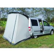 mini camper van reimo trapez tailgate tent for mini campers tailgate tents