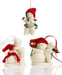 snowbabies in a spin ornament discontinued department 56