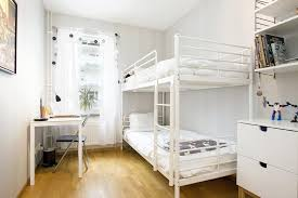 chambre avec lit superposé chambre enfant plus de 50 idées cool pour un petit espace