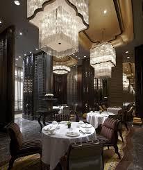 hotel chandelier dining design editonline us