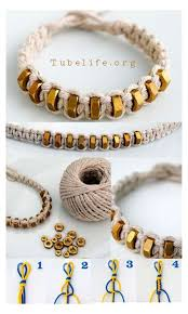 diy simple bracelet images How to make friendship bracelets step by step jpg