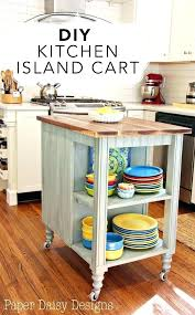 portable kitchen island designs kitchen portable kitchen island small carts intended ideas lovely 13