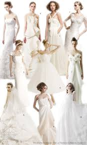 best wedding dresses 2011 top 10 wedding dress trends in 2010 we to see continue in
